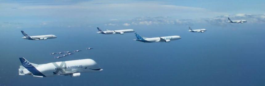 Airbus 50th Anniversary