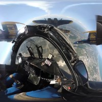 VIDEO - TAKE A RIDE WITH THE BLUE ANGELS IN 360 DEGREE VIEW
