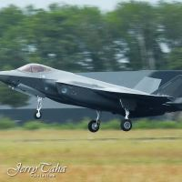 VIDEO - AWESOME TAKE OFF RNLAF F-35 AT DUTCH AIR FORCE DAYS