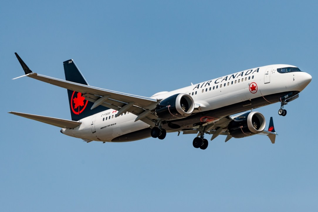 Air Canada will not fly Boeing 737 MAX until 2020