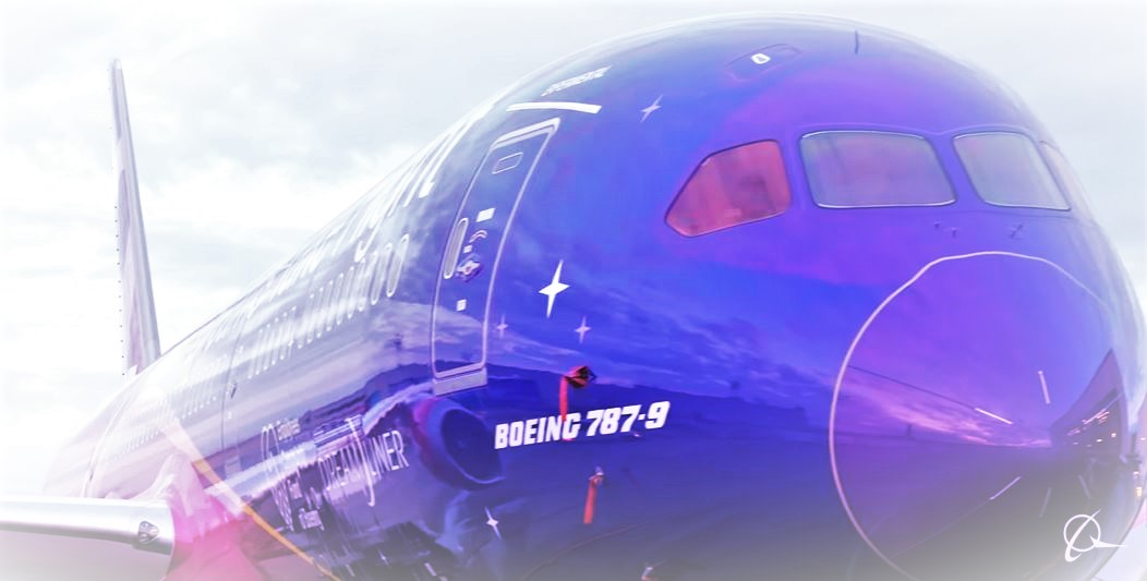 Boeing 787-9 Special Livery