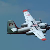 FIREFIGHTING PLANE CRASHED IN FRANCE