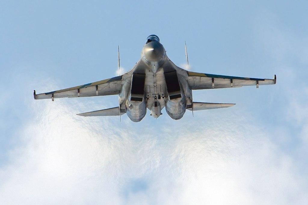 Turkey's alternative to the F-35: the Sukhoi Su-35