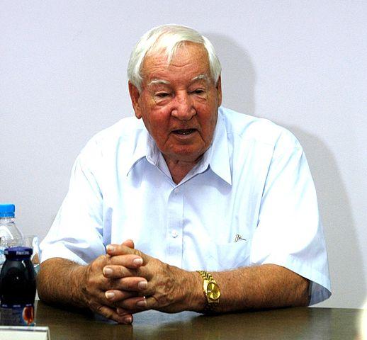 Joe Sutter, Father of the 747 - photo: Darko.veberic