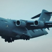 VIDEO - USAF C-17 PERFORMING AN ASSAULT LANDING AT LUCHTMACHTDAGEN 2019