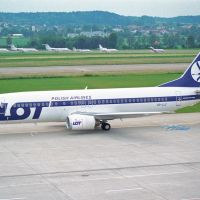 LOT WILL CONVERT 3 BOEING 737s TO CARGO AIRCRAFT