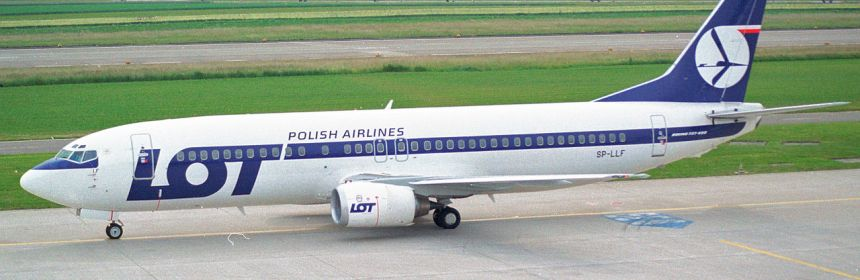 LOT Polish Airlines will convert Boeing 737-400s into cargo aircraft