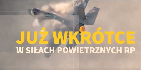 Polish Air Force will buy the F-35