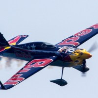 RED BULL AEROBATIC PLANE CRASHED IN GUATEMALA KILLING 3 PEOPLE