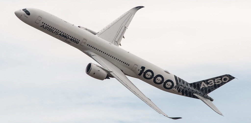 Airbus is developing an A350 freighter variant