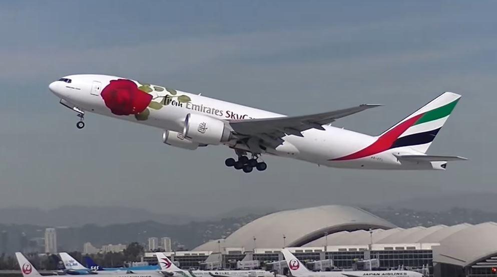 Emirates SkyCargo Rosie