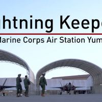 VIDEO | MCAS YUMA - LIGHTNING KEEPERS