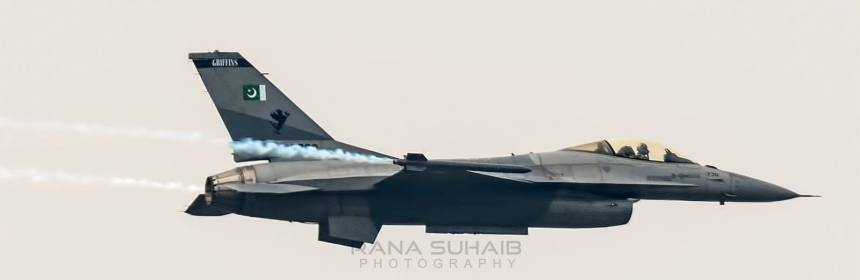 Pakistan Air Force F-16 has crashed in Islamabad