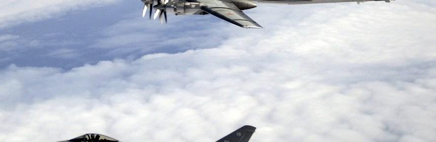 RAF Tyhoons scrambled to intercept Russian Tu-142