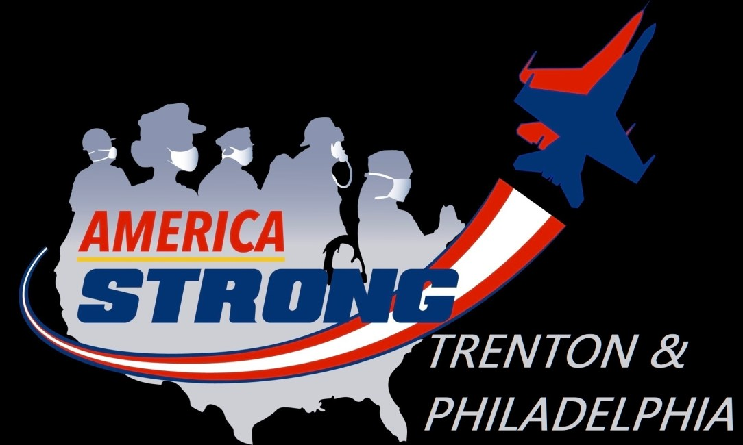 LIVE STREAM OF BLUE ANGELS AND THUNDERBIRDS 'AMERICA STRONG' FLYOVER IN PHILADELPHIA