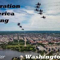 VIDEO – RELIVE THE BLUE ANGELS AND THUNDERBIRDS FLYOVER IN BALTIMORE, WASHINGTON DC AND ATLANTA TO HONOR FRONTLINE COVID-19 RESPONDERS