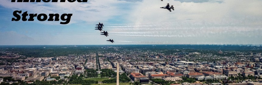 Operation America Strong Flyover Baltimore, Washington DC and Atlanta to Honor Frontline COVID-19 Responders