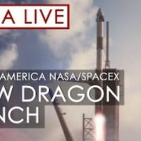 WATCH THE LIVE COVERAGE OF THE FIRST LAUNCH OF THE HISTORIC SPACEX DEMO-2 CREW DRAGON – AMERICA'S FIRST MANNED ROCKET INTO SPACE