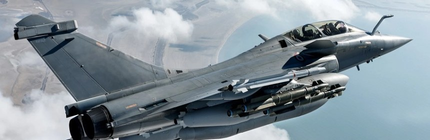 Greece Has Announced Its Intention To Acquire 18 Rafale Fighter Jets