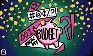 pop art illustration of a piggy bank and coins