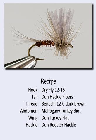 Recipe for Biot Mahogany dun