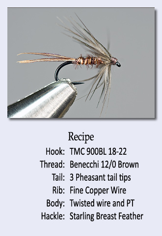 Simple Pheasant Tail Emerger