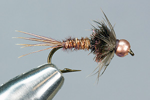 Bead Head Soft Hackle Pheasant Tail Nymph