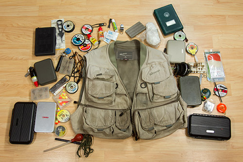 Unpacked Fly Vest