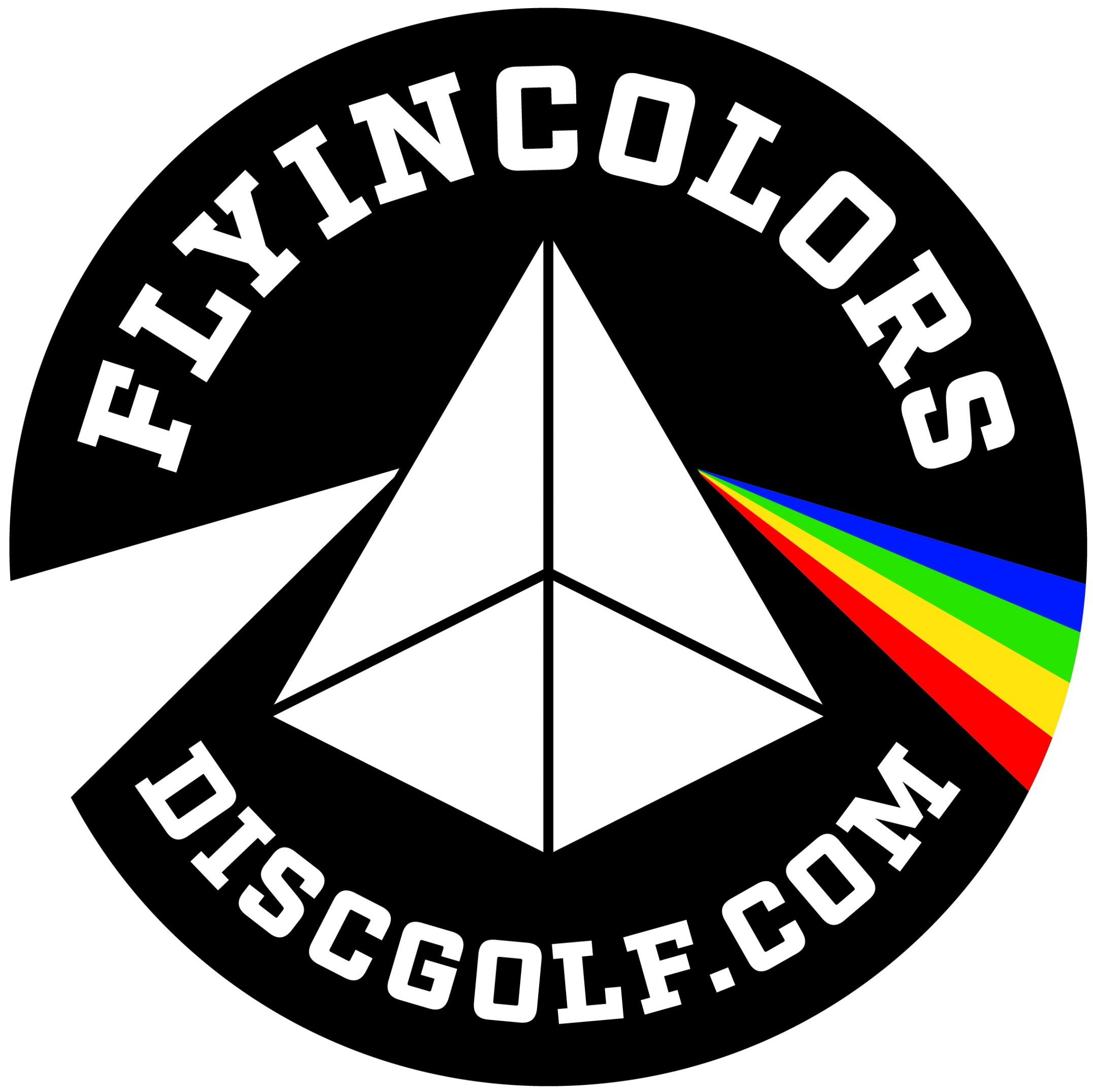 Flyin' Colors Disc Golf