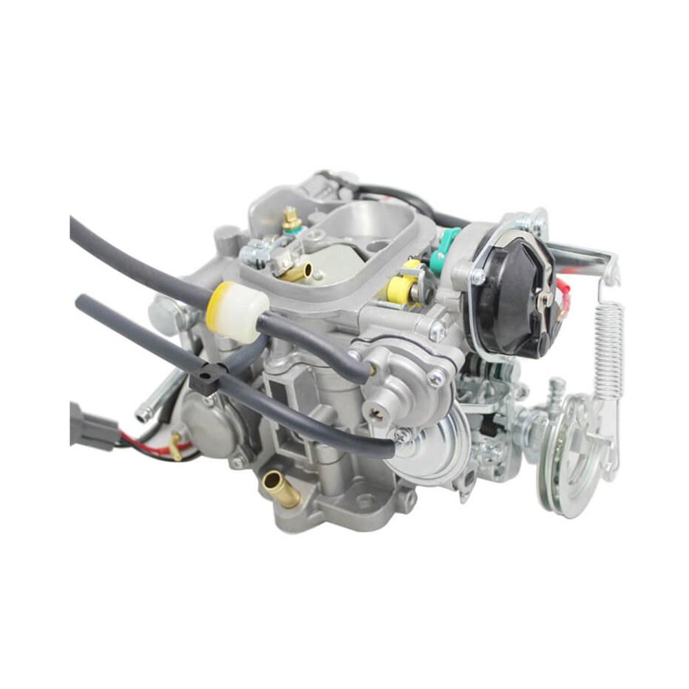 medium resolution of 22r carburetor