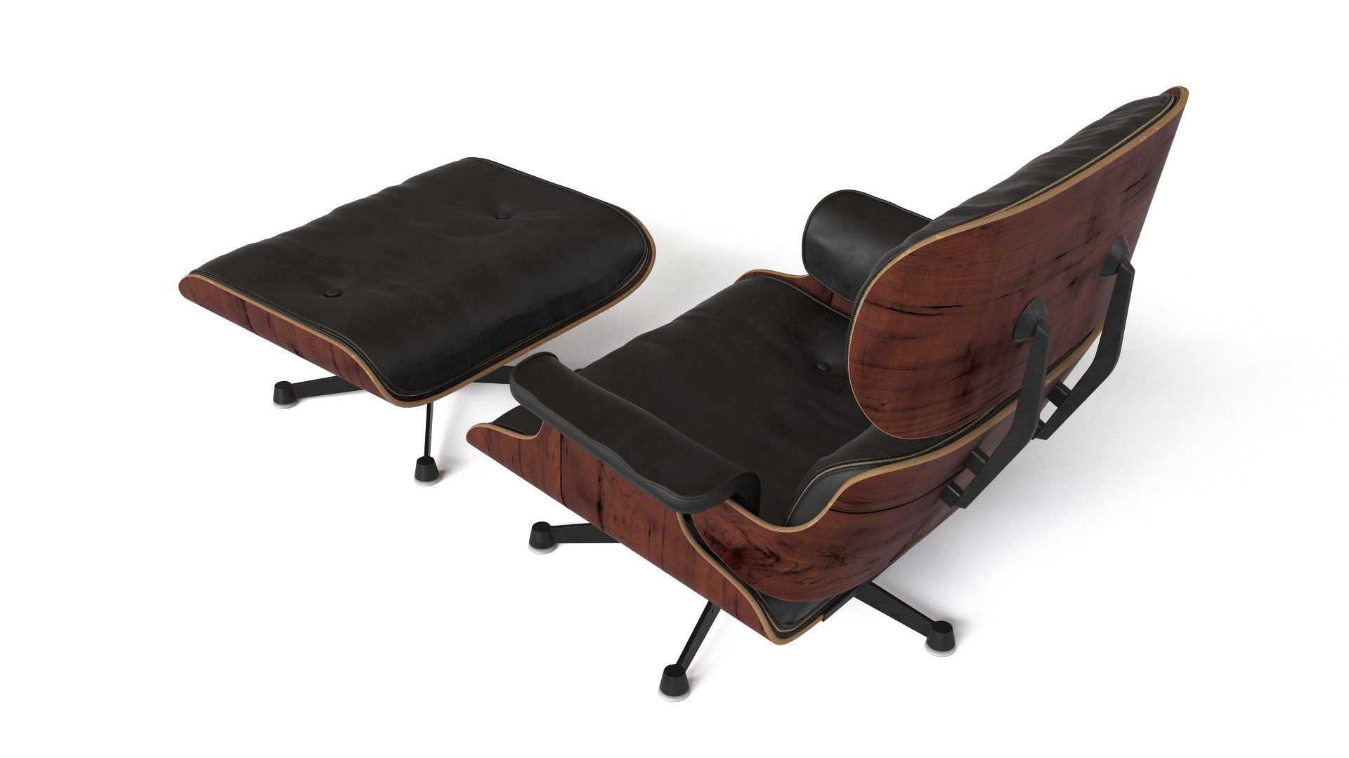 office lounge chair and ottoman rent covers for party eames with flyingarchitecture