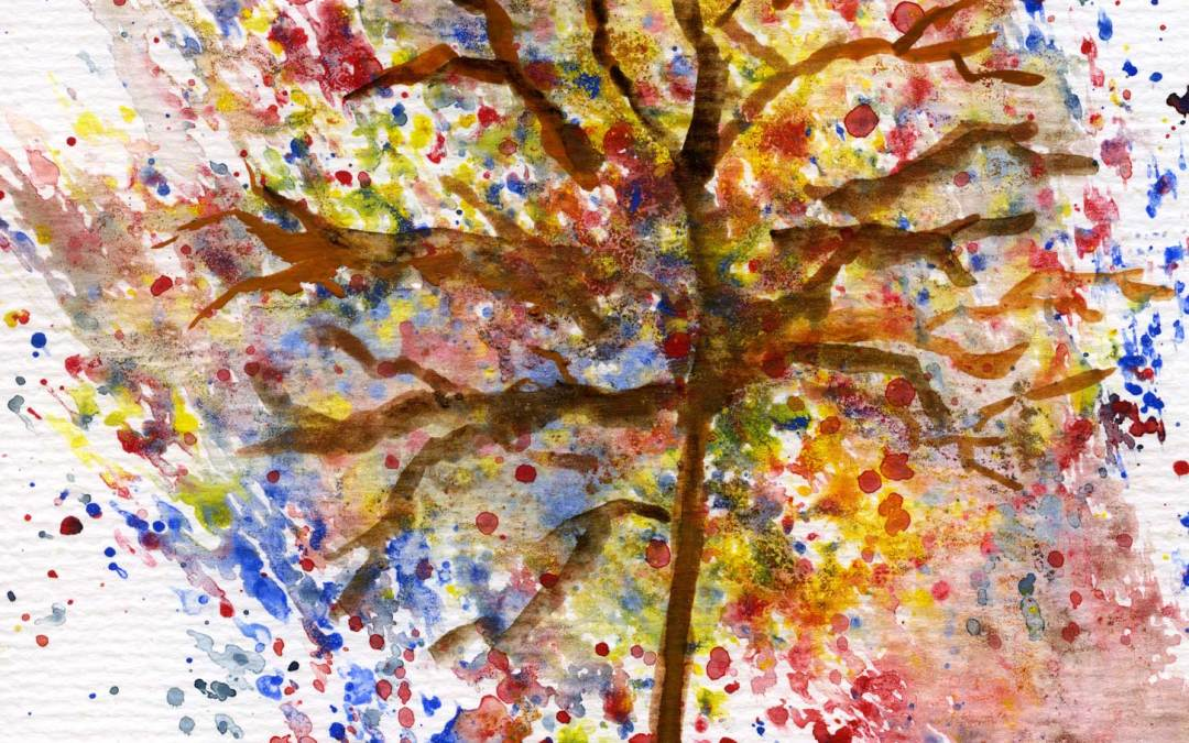 Spring Tree (SOLD)