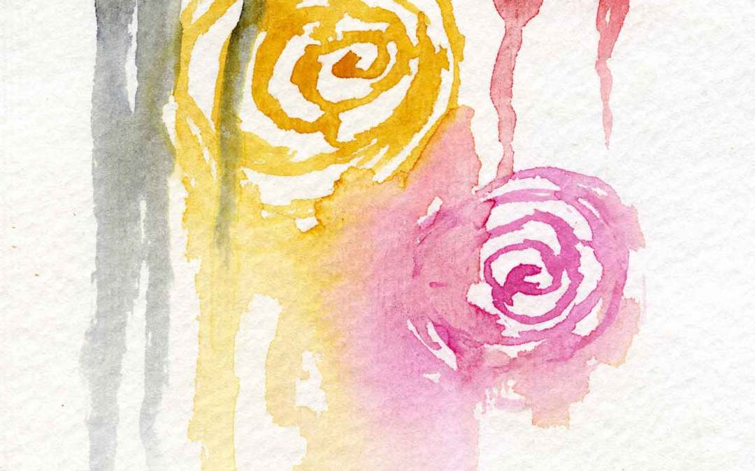 Roses – Daily painting #674