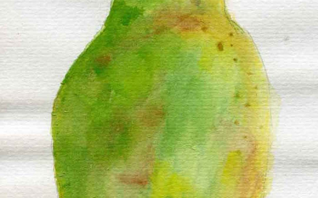Pear #13 – Daily Painting #794