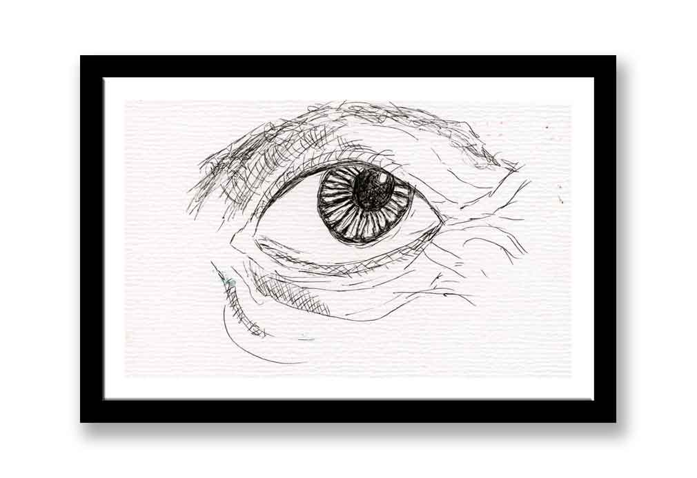 Eye drawing (#092)
