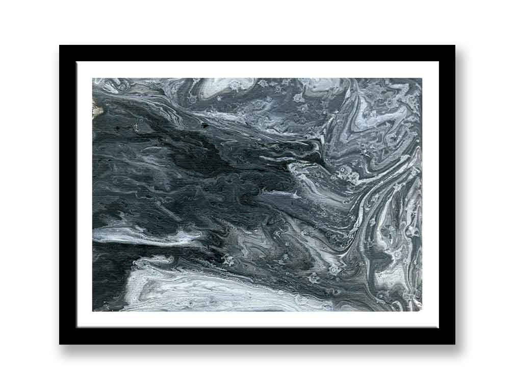 Black and white abstract (#1417)