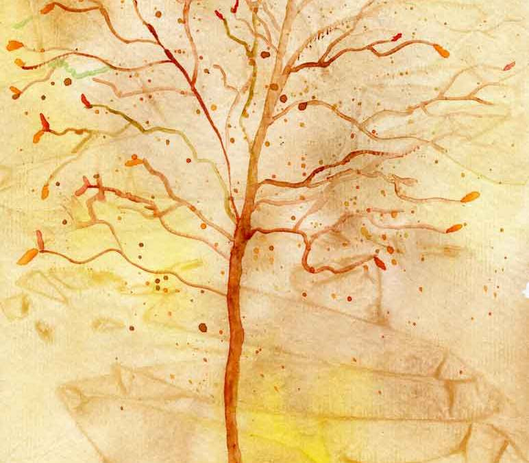 Autumn tree (#302)