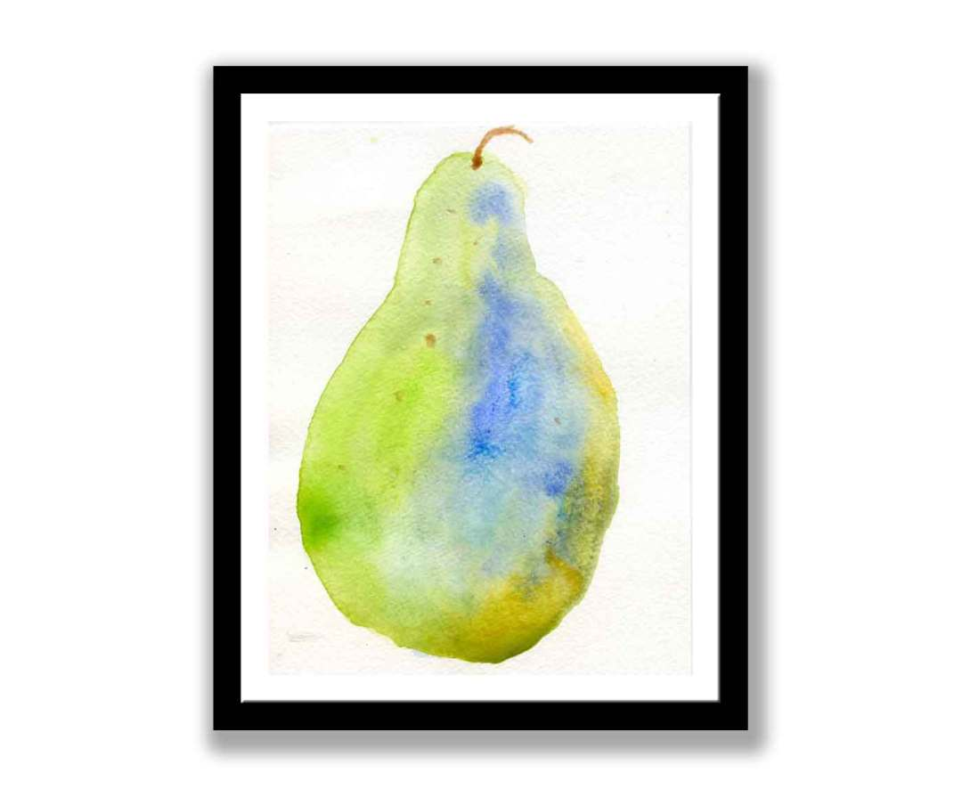 Abstract Pear (#350)