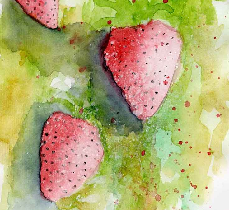 Strawberries (#407)