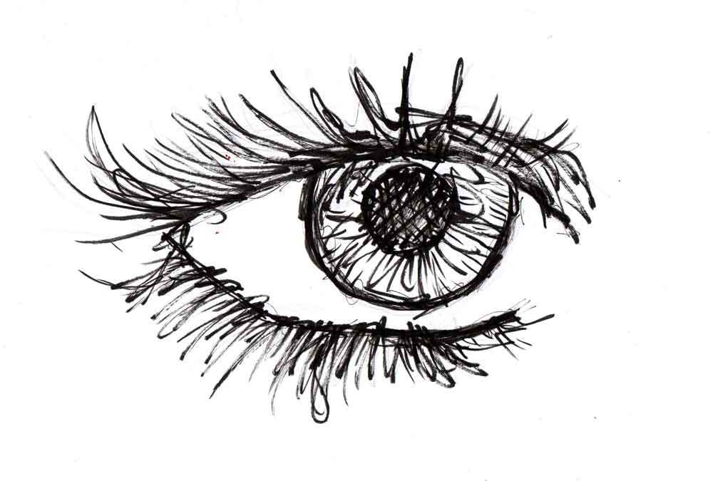 Eye drawing (#1533)