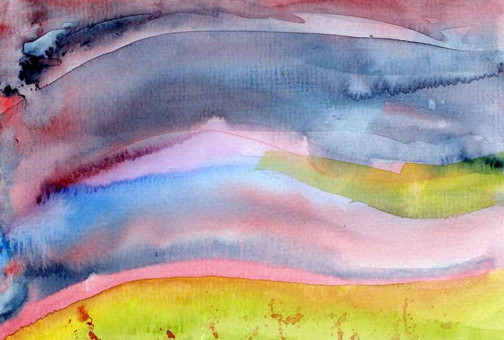 Abstract landscape (#032)