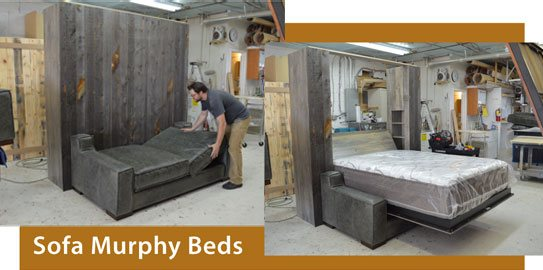 Sofa Beds Murphy Are The Ultimate Way To Make A Room Dual Purpose Turn Sitting Or Living Into Guest By Simply Removing
