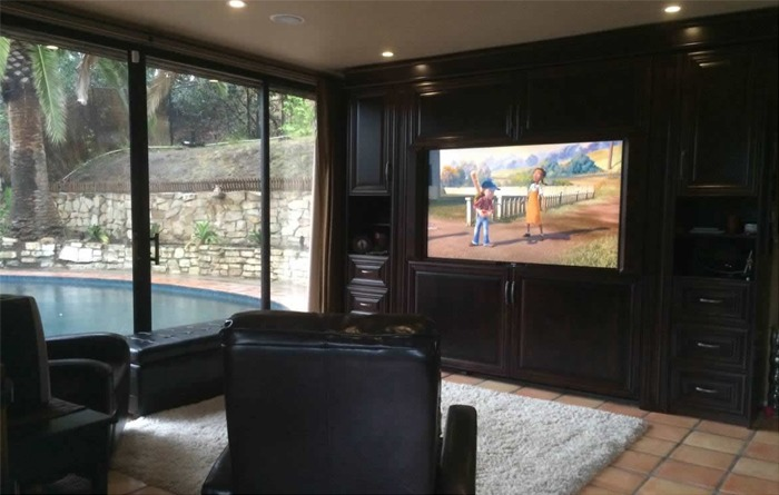 smart sofa designs nailhead bed custom tv murphy beds - television flyingbeds