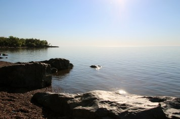 Lake Superior from North Shore