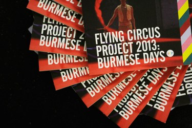 16 Jan - Glimpse of our Programme Booklet - have you got yours?, FCP 2013 Opening Night, 72-13, Singapore