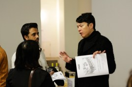 16 Jan - Director Ong Keng Sen in conversation with Visual Arts Collective Desire Machine Collective, FCP 2013 Opening Night, 72-13, Singapore