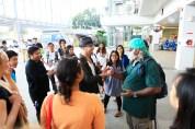 18 Jan - Bidding farewell to Subaraj, FCP 2013 Day 3, Marina South Pier, Singapore