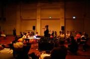 19 Jan, Sound Artist Kaffe Matthews introducing her work , FCP SUPERINTENSE Day 4, 72-13, Singapore