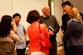 20 Jan, Director Ong Keng Sen speaking to audiences , FCP Day 5, 72-13, Singapore
