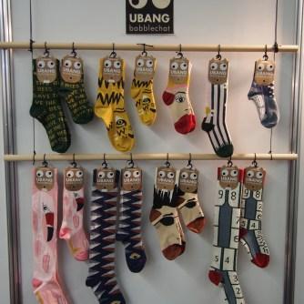 Farbige Socken ;-)